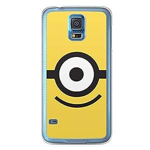 Minion Samsung Galaxy S5 Transparent Edge Case - I