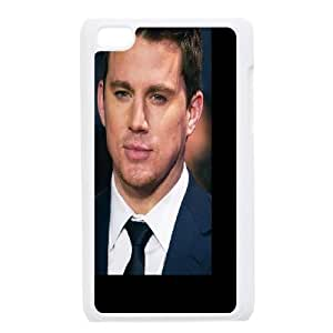 Celebrities Channing Tatum iPod Touch 4 Case White&Phone Accessory STC_058491