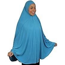 TheHijabStore XL Long Lycra Al-Amira One Piece Khimar