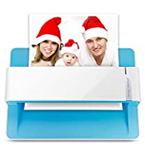 The Plustek ePhoto Z300  Fast, high-resolution photo scanner that allows you to digitize your old photos and share them on social media with the touch of a button.   Cutting-edge scanning technology, coupled with an intuitive user interface  ...