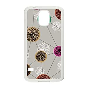 Spring Web Samsung Galaxy S5 Cell Phone Case White Protect your phone BVS_683061