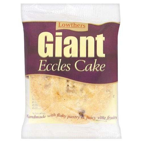 Lowthers Giant Eccles Cakes - Eccles Cakes