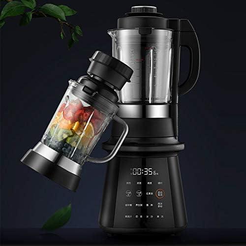 Máquina De Cocción Rota Al Vacío Hogar Multifuncional Calentamiento Automático Mezclador Exprimidor De Alimentos Pequeños