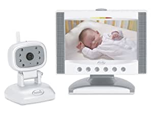 """Summer Infant Day & Night Flat Screen Color Video Monitor with 7"""" LCD Screen (Discontinued by Manufacturer)"""