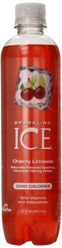 Sparkling ICE Spring Water-Coconut Pineapple