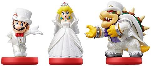 Nintendo - Amiibo Mario, Peach, Bowser (Pack De 3): Amazon.es ...