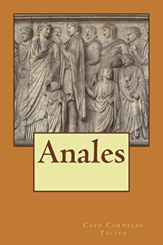 Anales (Spanish Edition) por [Tácito, Cayo Cornelio]