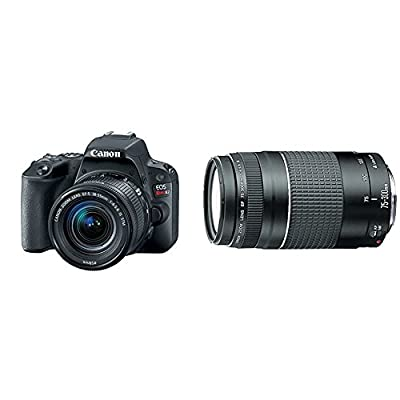 Canon EOS Rebel SL2 Digital Camera and Lens by Canon