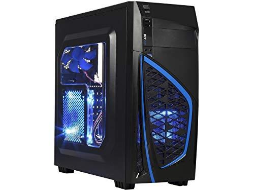 - Gaming Desktop - AMD RYZEN 1300X 3.5GHz Quad Core CPU, NVIDIA GTX 1060 3GB Graphics, 16GB DDR4 Memory, 120GB SSD, 1TB HDD, VR Ready