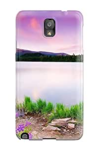 david jalil castro's Shop Slim Fit Tpu Protector Shock Absorbent Bumper Scenery Case For Galaxy Note 3