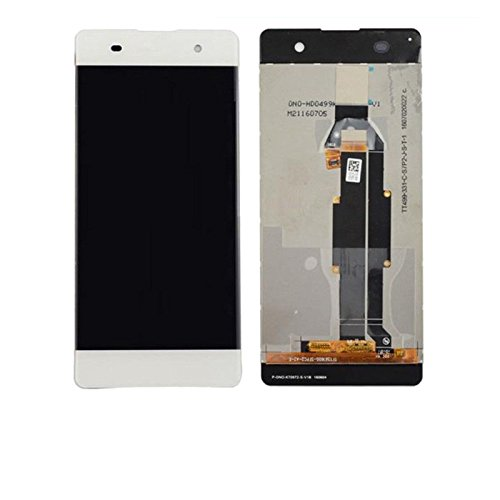 LCD display Digitizer Touch Screen Assembly For Sony Xperia XA PP10 F3111 F3113 F3115 F3112 (White)