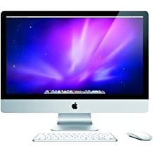 Apple iMac MC510LL/A 27-Inch Desktop (Discontinued by Manufacturer)