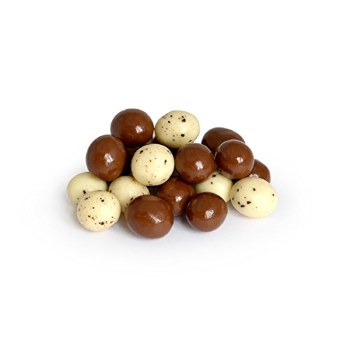 Chocolate Covered Espresso Bean Mix, Leather Box 48ct/3.5oz