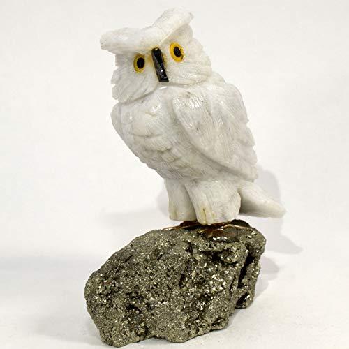 Hand Carved Stone Bird - 3.8