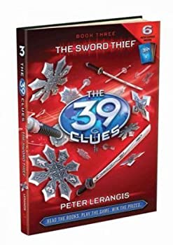 The Sword Thief 0545090598 Book Cover