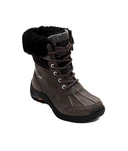 Boot II Winter UGG Women's Charcoal Adirondack q41WwxBHI