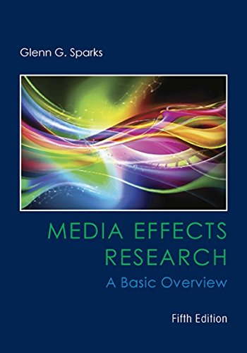 1305077474 - Media Effects Research: A Basic Overview (Mass Communication and Journalism)
