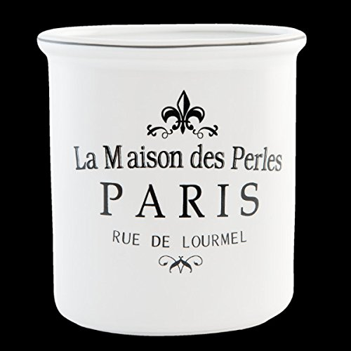 Ceef La Maison Des Perles Paris 3 Piece Ceramic Bathroom
