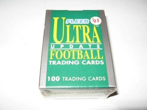 (1991 Fleer Ultra Football Update Factory)