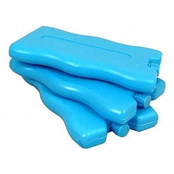 Conjunto de 3 bloques de hielo congelador para nevera camping ...