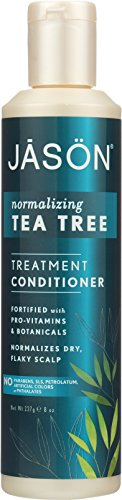 JASON Normalizing Tea Tree, Conditioner, 8 Ounce (Pack of 3)