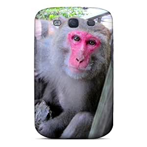 Dana Lindsey Mendez Case Cover For Galaxy S3 - Retailer Packaging Macaque Protective Case