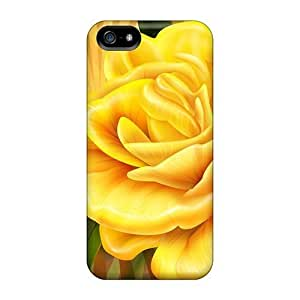 Beautiful Rose Girl For SamSung Note 4 Case Cover by NeverGiveUp