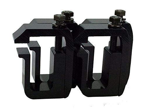 G-1 Clamp for Truck Cap / Camper Shell Black Powder Coated (set of 4)