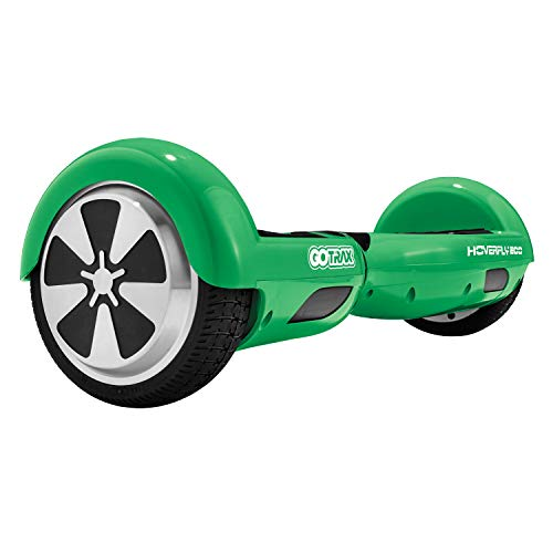 (GOTRAX Hoverfly ECO Hover Board - UL Certified Self Balancing Hoverboard)