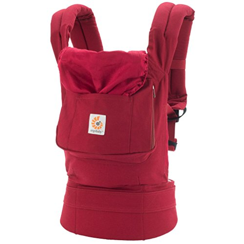 Ergobaby Original 3 Position Baby Carrier Red by Ergobaby