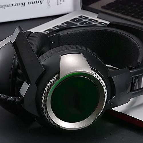 ヘッドセットコンピューターゲーミングヘッドセット、ゲームUSB7.1チャンネルノイズリダクションヘッドセット、50MMユニットスピーカー、3Dステレ