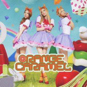 Orange Caramel - Yasashii Akuma [Japan CD] AVCD-48530