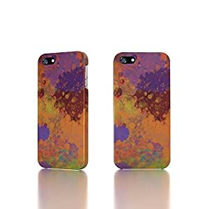 Apple iPhone 5 / 5S Case - The Best 3D Full Wrap iPhone Case - Contemporary art