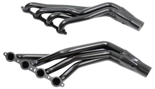 PaceSetter 70-2276 Long Tube Header for 5.3L, 6.0L Chevy Trailblazer / GMC Envoy 2006-09 by Pacesetter (Image #1)