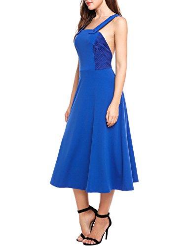 buttoned summer dresses - 1