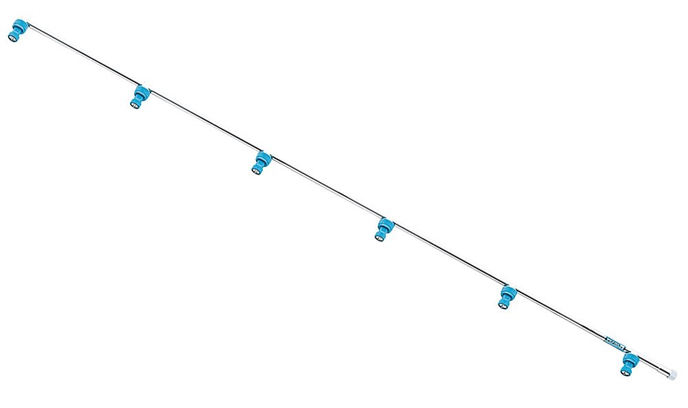 ヤマホ ラウンドノズル25動力用 6頭口 (G1/4) 151745 B00I4Q00BQ