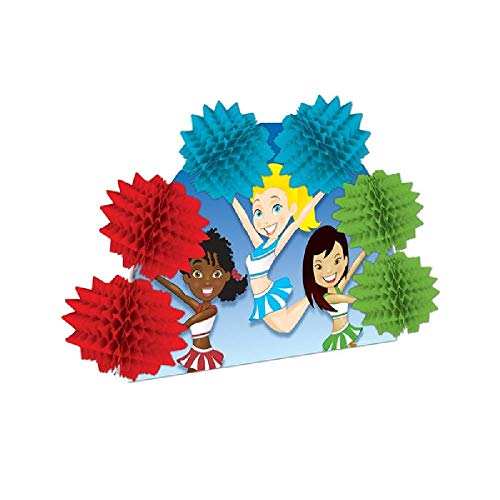Bargain World Cheerleading Pop-Over Centerpiece (with Sticky Notes)]()