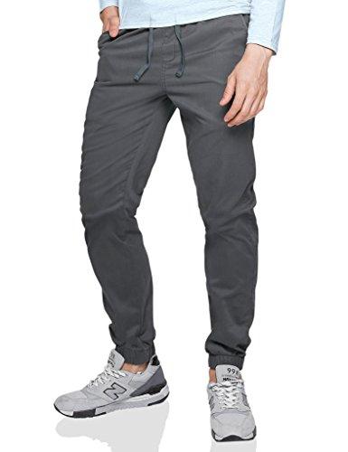 match-mens-loose-fit-chino-jogger-pant-346054-dark-gray