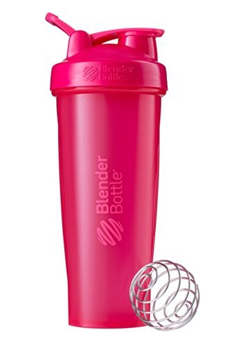 Animal Pak Stacks (Blender Bottle Classic 32 Oz. (w/Loop) Full Color Assorted by SUNDESA BLENDER BOTTLE - PINK COLOR)