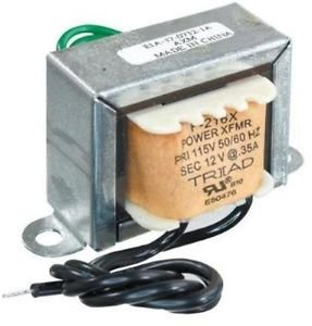 Price comparison product image Triad Magnetics F-56X Power Transformer 115VAC To 25.2VAC,  2.8 Amps