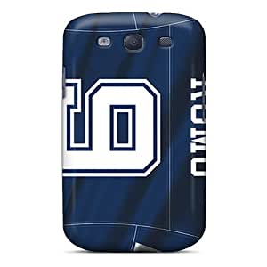Samsung Galaxy S3 JYC19960OJpX Customized Stylish Dallas Cowboys Image Protector Hard Phone Covers -JasonPelletier