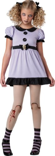 Fun World InCharacter Costumes Tween Dead Dolly Zombie