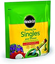 Miracle-Gro 1038031 Watering Can Singles All Purpose Water Soluble Plant Food 24-8-16 290g
