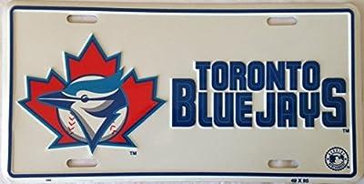 Toronto Blue Jays Throwback License Plate