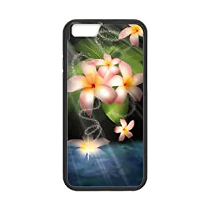 "Iphone6 Plus 5.5"" 2D Custom Hard Back Durable Phone Case with sun flower Image"