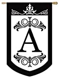 Monogram Regalia Estate Size Flag A