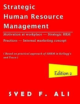 Strategic Human Resource Management Ebook