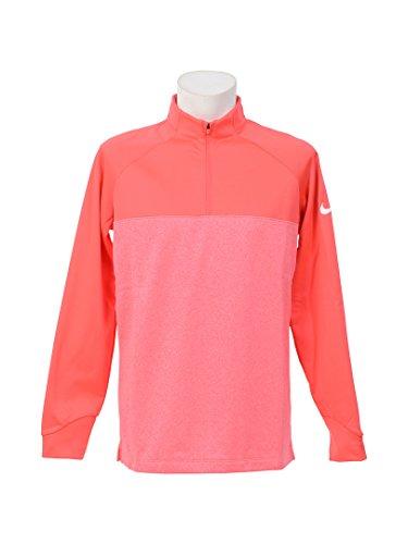 ナイキ NIKE 長袖シャツ?ポロシャツ THERMA コア ハーフジップ長袖シャツ 854499 サイレンレッド/サイレンレッド/ヘザー/(ホワイト) 653 XL