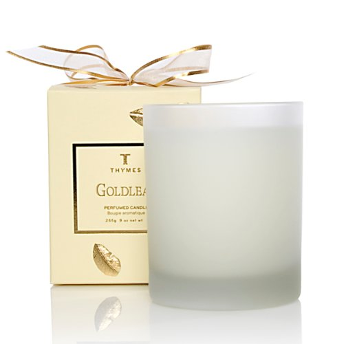 Thymes-Poured-Aromatic-Candle-Goldleaf