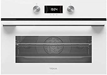 Teka HLC 8400 WH 111130002 - Horno eléctrico empotrable (45 cm)